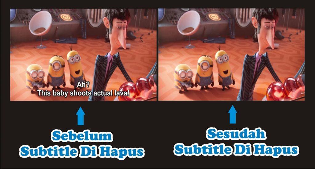 MKVToolNix Software Untuk Menghapus Subtitle Bawaan Film