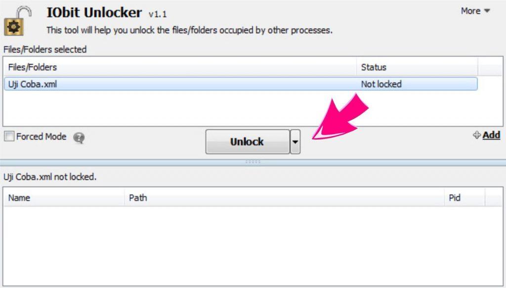 Cara Menghapus File atau Folder  Yang Tidak Bisa Dihapus Serta Penyebabnya
