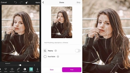 Cara Kekinian Mengedit Foto menjadi Aesthetic dengan PicsArt